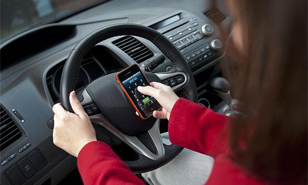 Узнать о штрафах можно будет с помощью мобильного телефона