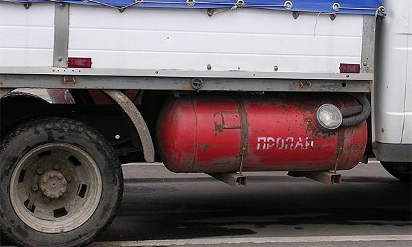 Депутаты предложили освободить владельцев автомобилей на газе от налога