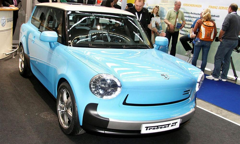 Trabant – новый немецкий автомобильный фетиш