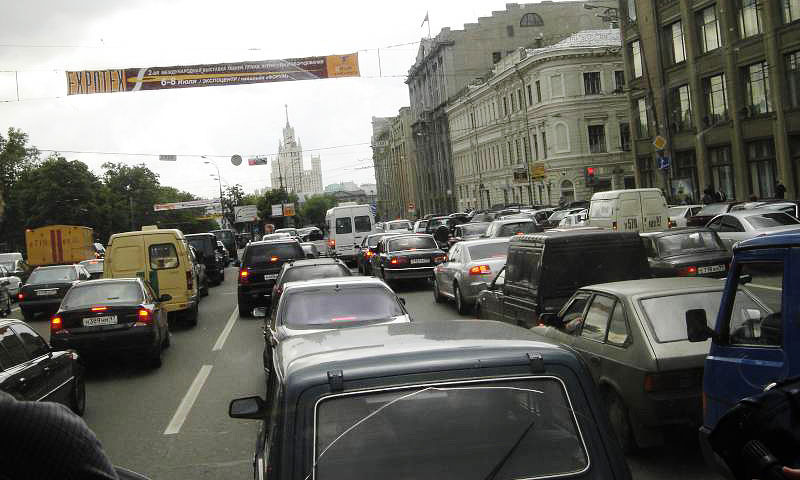 На избавление Москвы от пробок дали полгода