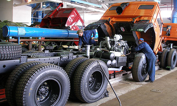 Концерн Daimler получит до 45% в КамАЗе