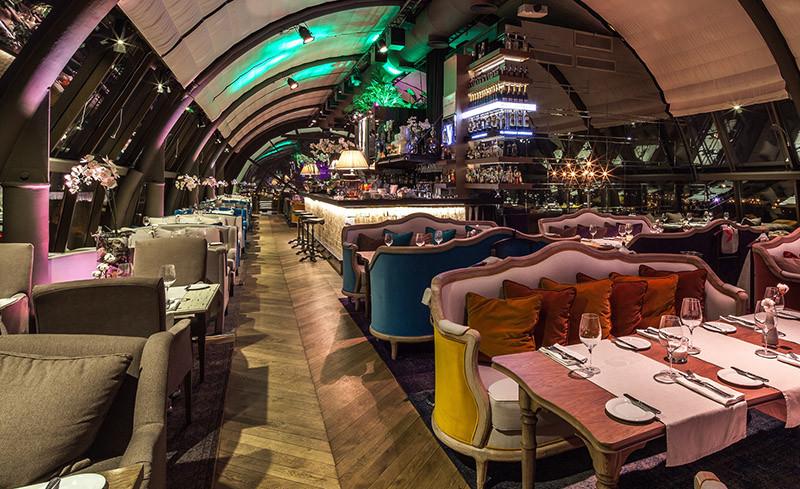 Ресторан White Rabbit, Москва