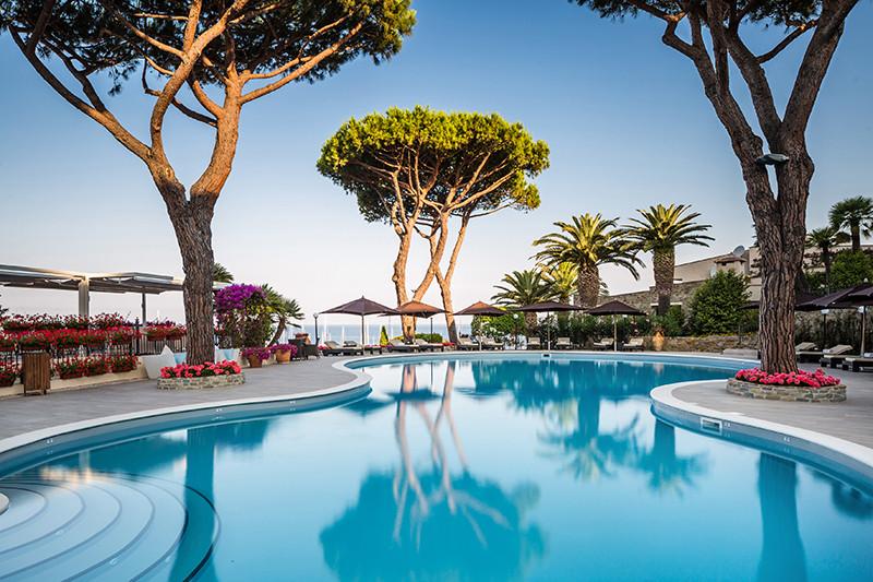 БассейнBaglioni Resort Cala del Porto
