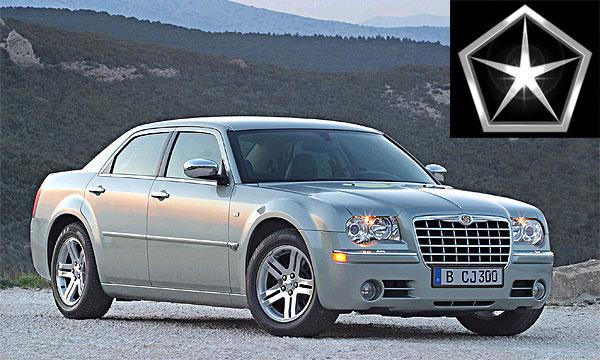 Chrysler вернется к старому логотипу