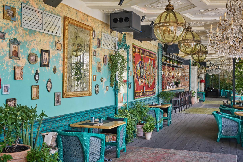 Фото: пресс-служба ресторана «Казбек»