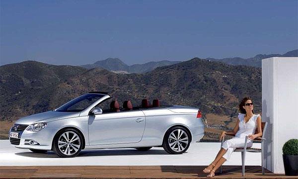 VW Eos – пафос без крыши