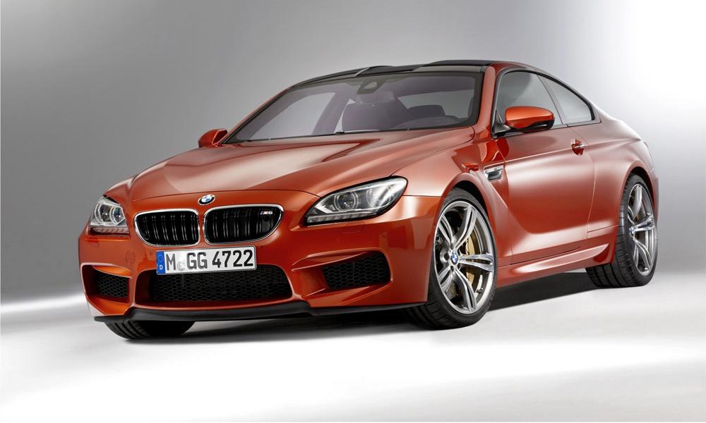 Купе BMW М6 приедет в Россию в июне 2012 года