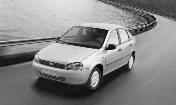 Автор названия Lada Granta получил от АвтоВАЗа белую «Калину»