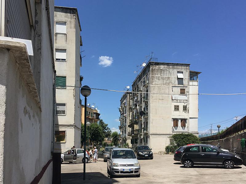 Квартал Рионе Луцатти