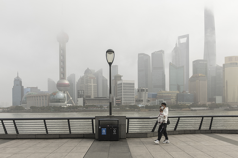 Фото: Qilai Shen/Bloomberg via Getty Images