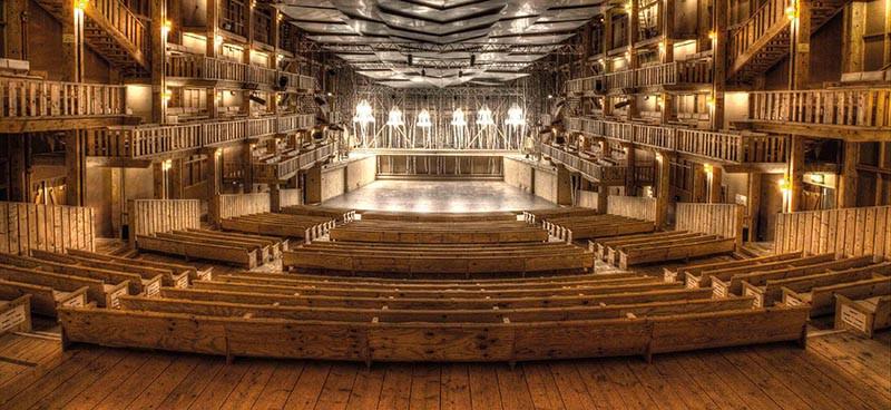 Концертный зал La Grange Au Lac, Evian Resort