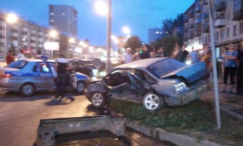 Porsche 911 против Daewoo Nexia. Кто виноват?