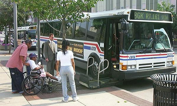 В Москве появятся новые маршруты автобусов для инвалидов
