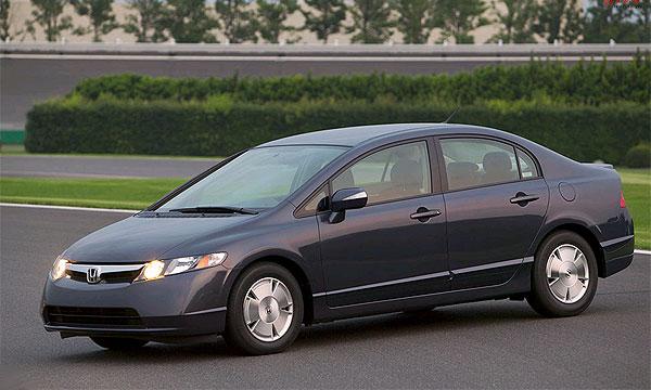 Honda прекращает продажи седана Civic