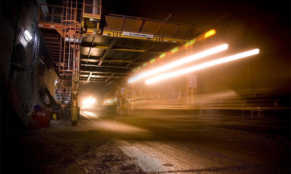 В России введен в строй самый длинный автодорожный тоннель