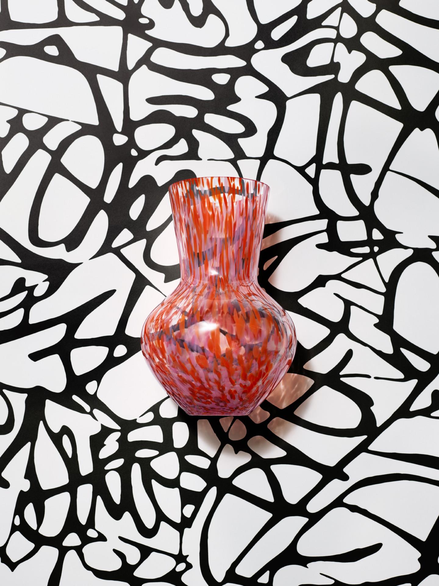 Ваза из коллаборации H&M Home X Diane von Furstenberg