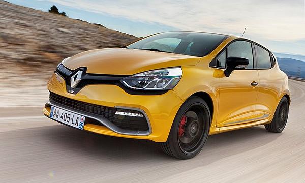 Renault объявил цены на новый Clio RS