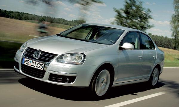 VW Jetta - смена имени без смены имиджа