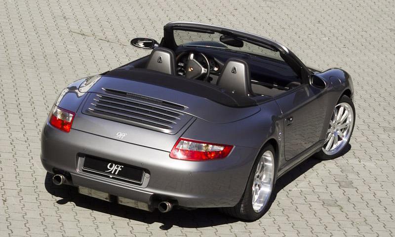 Porsche 9ff TwinTurbo