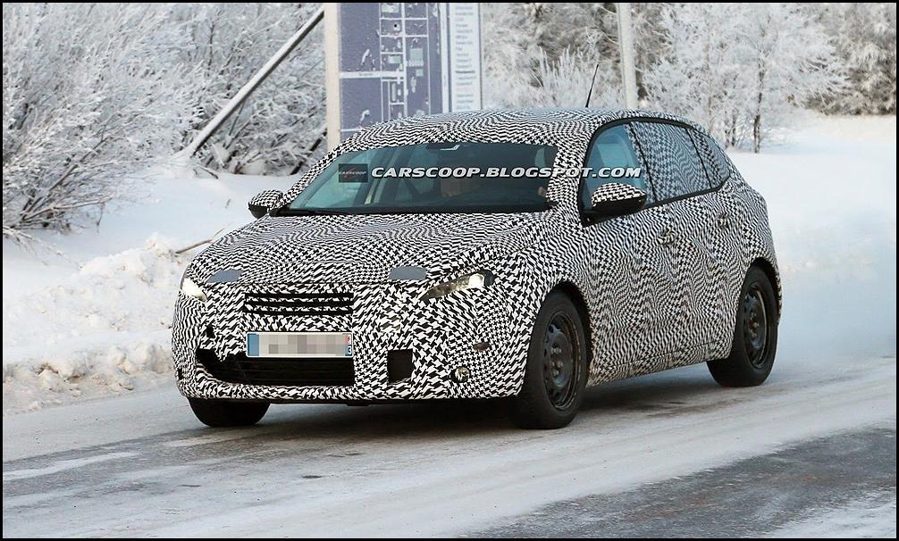 Peugeot 308, который так ждут в России