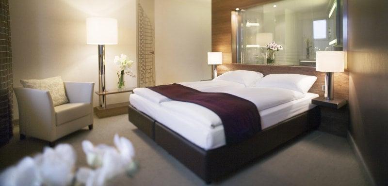 Premium suite в отеле Mövenpick HotelHamburg