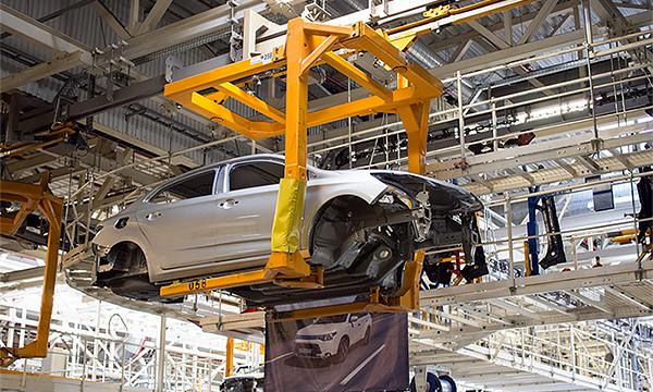 Завод в Калуге приостанавливает производство автомобилей Peugeot, Citroеn и Mitsubishi