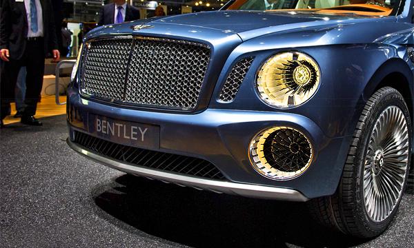 SUV от Bentley. Новые подробности