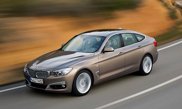 BMW объявил цены на новую 3-Series GT