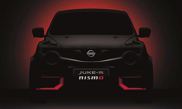 Nissan Juke-R Nismo получит 592-сильный мотор