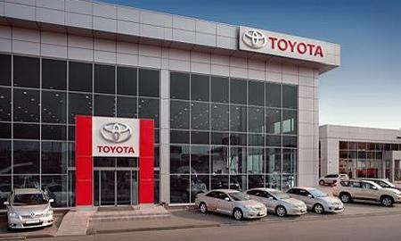 Новый бренд Toyota - специально для России