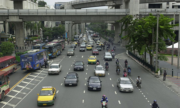 Таиланд стал третьим по объему азиатским экспортером автомобилей