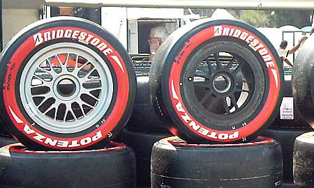 Новые шины Bridgestone усложняют торможение