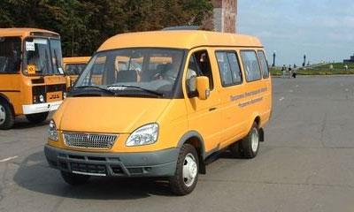 В Петербурге Газели не будут использоваться для пассажирских перевозок