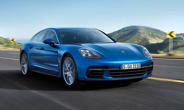 Porsche Panamera: флагман нового поколения в деталях