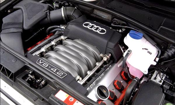 4.2 DOHC V8
