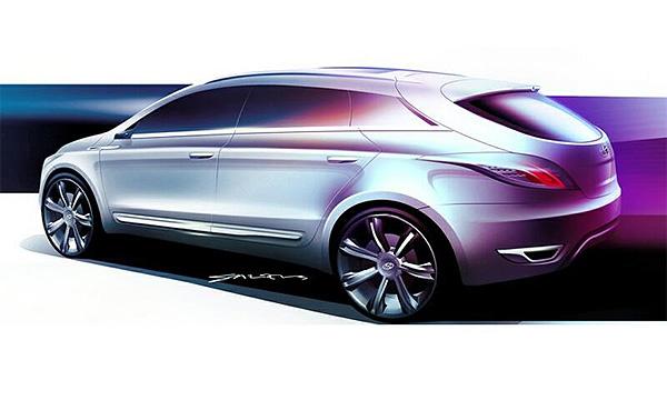 Hyundai Genus