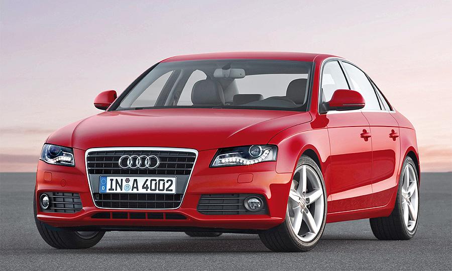 Audi увеличила свою долю на российском рынке на 0,5%