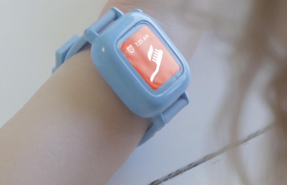 Техно-будущее: часы, которые научат ребенка полезным привычкам