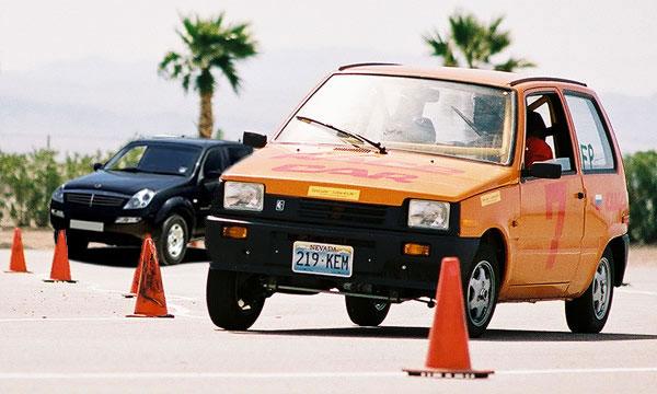 Оку заменят три корейских автомобиля