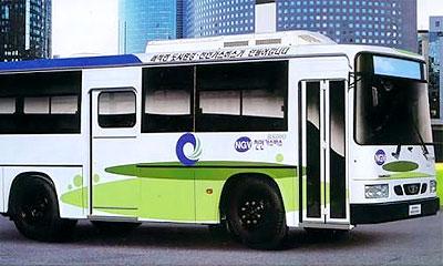 В Казахстане будут собирать автобусы Daewoo