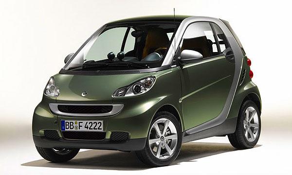 В Болонье представят ограниченную серию Smart ForTwo