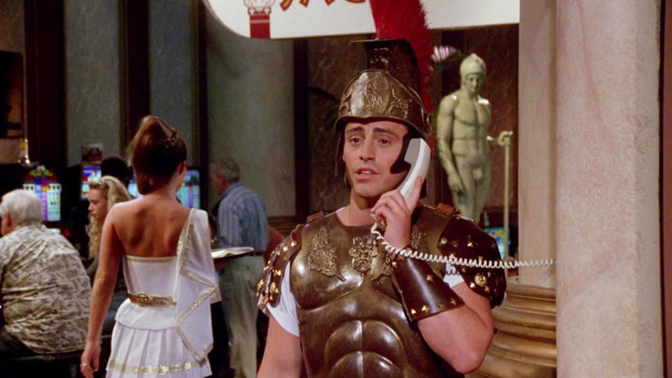 Кадр из сериала «Друзья».