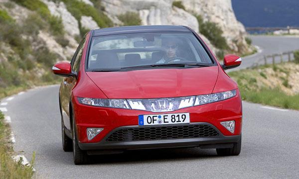 Трехдверный Honda Civic дебютирует в Лондоне