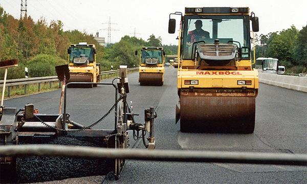 В России объемы строительства дорог увеличатся вдвое