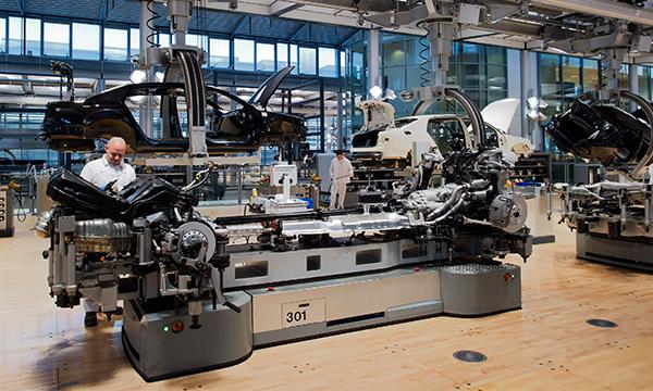 Volkswagen собирается построить в России завод по производству шасси