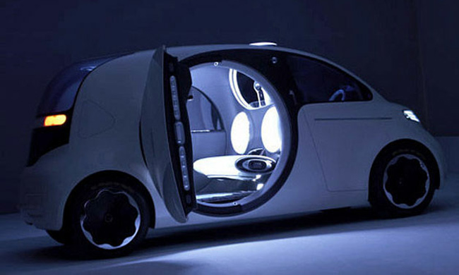 iCar: какой была мечта Стива Джобса. ФОТО