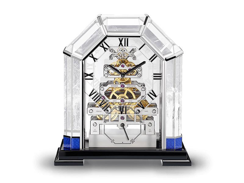 Настольные часы Vacheron Constantinиз коллекции «MÉTIERS D'ART» ARCA