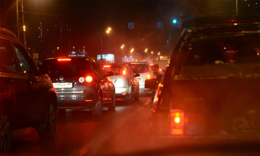 Пассажир VIP-авто опять избил автомобилиста