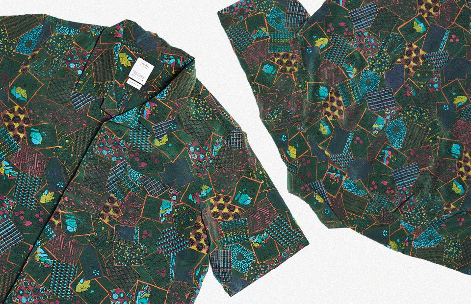 29780a7b6c3  проденьги  японский бренд Visvim выпустил рубашку за 1 млн руб.    Вещи     РБК.Стиль