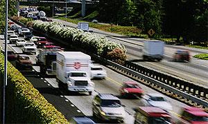 В День Независимости на дороги США выехало 40 млн машин